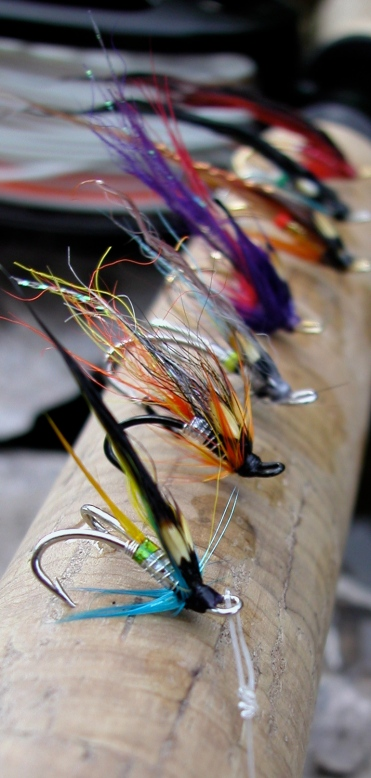 low water flies